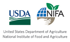 USDA NIFA logo